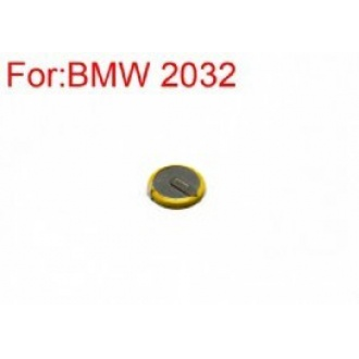 BMW EWS remoe battery 2032 (thick) can for charge