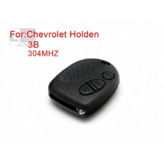 Chevrolet Barina spark remote key 3 button 304MHZ