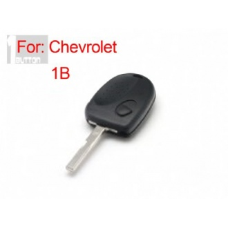 chevrolet remote key shell 1 button