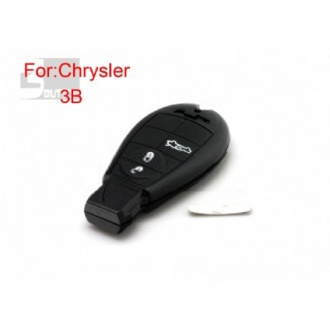 Chrysler smart key shell 3 button