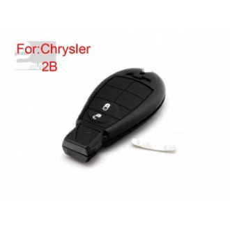 Chrysler smart key shell 2 button