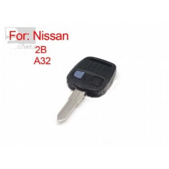 Nissan remote key shell A32 2 button