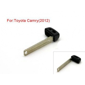 New Toyota camry key blade 2012