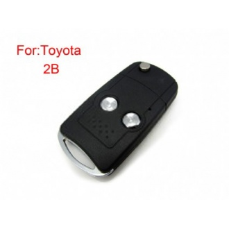 toyota corolla RVA4 remote key shell 3 button(MOQ 5pcs)