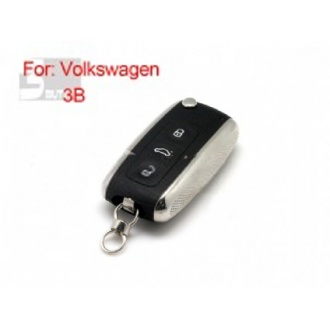 vw Touareg modified flip remot key shell(MOQ 10pcs)