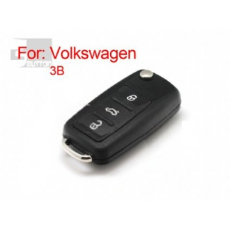 VW remote key shell 3 button (Used for 202AD 202H 202Q)