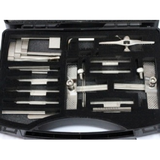 Hongkong Lock king pick tool set