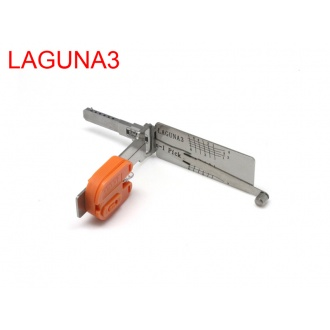 Auto Smart 2 in 1 auto decoder and pick tool LAGUNA3