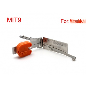Auto 2 in 1 auto decoder and pick tool MIT9