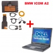 BMW ICOM A2 With V2016.12 Engineers software Plus DELL D630 Laptop Preinstalled Ready to Use
