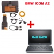 BMW ICOM A2 With V2017.07 Engineers software Plus DELL E6420 Laptop Preinstalled Ready to Use