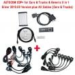 AUTOCOM CDP+ for Cars & Trucks & Generic 3 in 1 Silver 2013.03 Version Plus All Cables (Cars & Trucks)