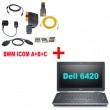 Best price For BMW ICOM A+B+C With Latest software 2016.12 Engineer Version Plus DELL 6420 Laptop