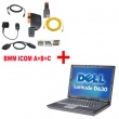Best Price For BMW ICOM A+B+C With 2017.03 Engineer Version Plus DELL D630 Laptop
