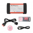 V2014.02 New Design Bluetooth Multidiag Pro+ for Cars/Trucks and OBD2 With 4GB Card Plus Car Cables&Truck Cables