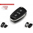AUDI A6L remote key shell 3 button
