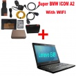 SUPER BMW ICOM A2 With Latest software 2021.01 Engineers Version Plus Laptop with WIFI
