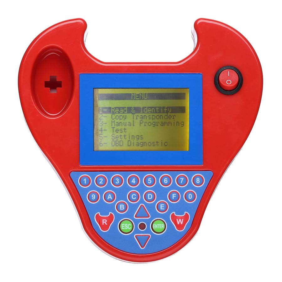 Us 33 00 Smart Zed Bull Key Programmer With Mini Type