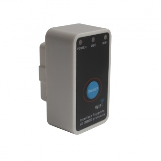 ELM327 WiFi with Switch Work with iPhone OBD2