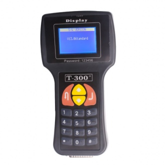 Black Colour T300 T-300 Key Programmer V2017.08