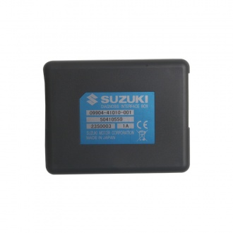 2014 SDS For Suzuki Motorcycle Diagnosis System
