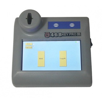 468 KEY PRO III Generation ID46 Copy Key Programmer