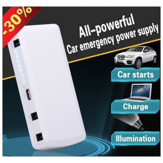 EPOWER Multi-Function Jump Starter For 12V Car 13200mAh Portable Battery