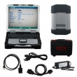 AllScanner VCX-PLUS MULTI Scanner ( Piwis Tester II for Porsche V18.100+Land Rover JLR V139) with Panasonic CF-30 or Len