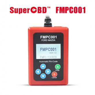 FMPC001 Incode Calculator For Ford/Mazda No Token Limitation