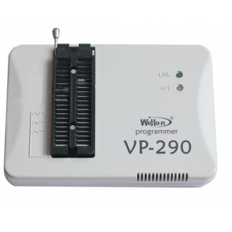 Wellon VP290 VP-290 EEprom Flash MCU USB Programmer