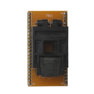 QFP44 Socket Adapter For Chip Programmer