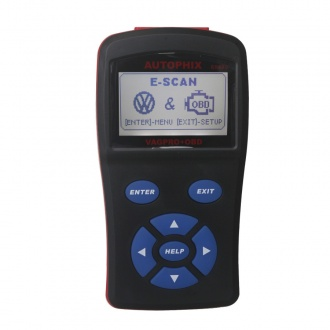 AUTOPHIX E-SCAN ES620 Scanner Support OBD2 VW Protocols(Including UDS Protocols)