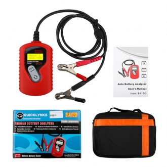 BA100 Vehicle Battery Analyzer