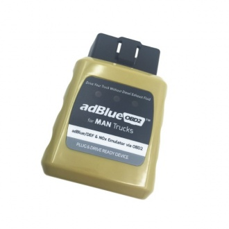 AdblueOBD2 for MAN Trucks