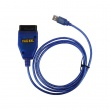 VAG USB 409 Interface OBDII Car Diagnostics Cable With FT232RL Chip for VWAUDI