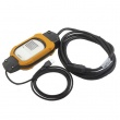 VCADS 88890180 (88890020 + Yellow Protection) Truck Diagnostic Interface for Volvo/Renault Support Multi-languages