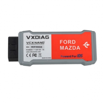 VXDIAG SuperDeals VXDIAG VCX NANO for Ford/Mazda 2 in 1 with IDS