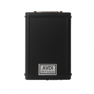 AVDI ABRITES Commander With 18 Softwares (All Softwares) With One Year Using Limitation With USB Dongle