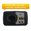 2015 VVDI2 BMW and OBD Functions Authorization Service