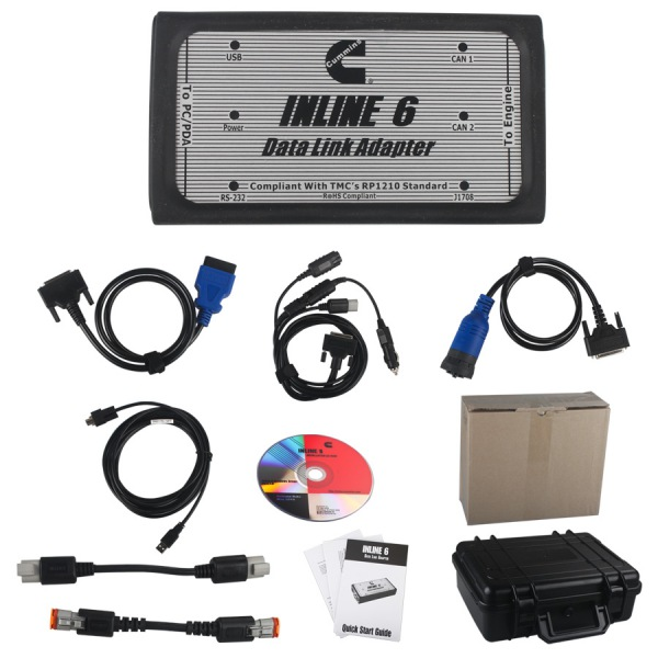 Us 248 00 Cummins Inline 6 Data Link Adapter