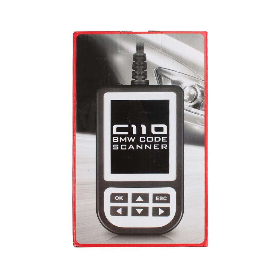 V5.3 Creator C110 C110+ BMW Code Reader Full