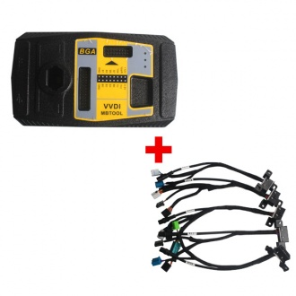 Original Xhorse VVDI MB BGA TooL Benz Key Programmer Including BGA Calculator Function Plus EIS/ELV Test Line