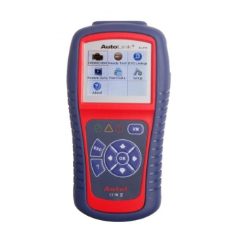 Original Autel AutoLink AL419 OBDII and CAN Scan Tool Support Online Update