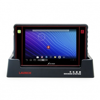 LAUNCH X431 PAD II X431 PAD2 Diagnostic Tool OBD2 Scanner Free Update Online for 2 Years