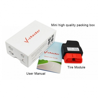 V-Checker IOBD Module B341 OBD Diagnosis Interface for Android