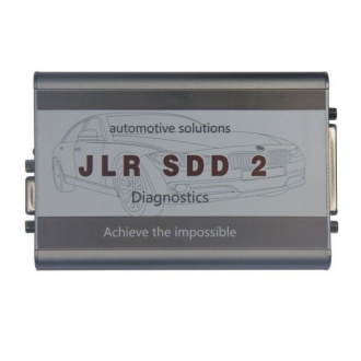 JLR SDD2 V153 Version for All Landrover and Jaguar Diagnose and Programming Tool