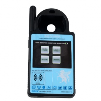 V1.20.2.15 ND900 Mini Transponder Key Programmer TJECU MINI900 Car Key Copy Machine