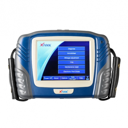 Original XTOOL PS2 GDS Gasoline Universal Car Diagnostic Tool Update Online with pinter Same function as X431 GDS