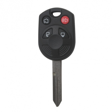 Remote Key Shell 4 Button For Ford 10pcs/lot