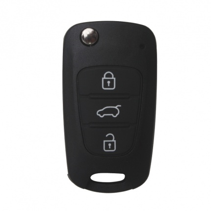 I30 IX35 Modified Flip Remote Key Shell 3 Button for Hyundai 5pcs/lot